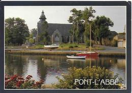 Pont L'Abbé - L'église N.D. Des Carmes - Pont L'Abbe