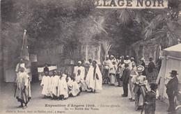 Exposition D'Angers 1906 - Sortie Des Noirs - Esposizioni