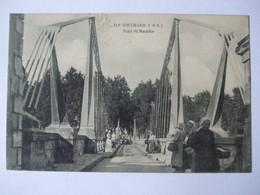 SDV13112020 - 37 - L'ILE BOUCHARD  - PONT SAINT MAURICE² - L'Île-Bouchard