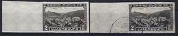 Luxembourg - Luxemburg - Timbres 1935 Clervaux  1x2Fr. MNH **  -  1x2Fr. °  VC 45,- - Blocchi & Foglietti