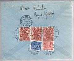 Polska, 1933, For Muri Bu Bern - Briefe U. Dokumente