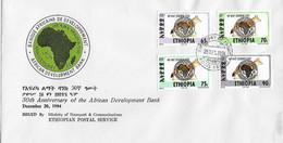 FDC 1994 Renard - Ethiopia