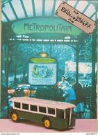 Autobus Parisien. - Cpm / Modèle Réduit Dinky Toys. - Pubblicitari