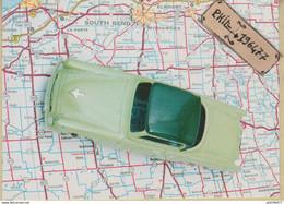Studebaker Commander. - Cpm / Modèle Réduit Dinky Toys. - Pubblicitari