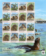 Ref. 261302 * NEW *  - FALKLAND Islands . 2011. MARINE LIONS. LEONES MARINOS - Falkland