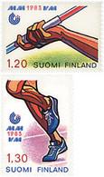 Ref. 65340 * NEW *  - FINLAND . 1983. WORLD ATHLETICS CHAMPIONSHIP IN HELSINKI. CAMPEONATO DEL MUNDO DE ATLETISMO EN HEL - Nuovi