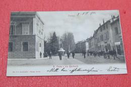 Parma R. Poste E Via Garibaldi 1904 Ed. Bocchialini Animata TOP Quality - Andere Steden