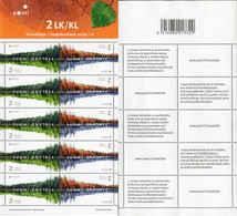 Ref. 264345 * NEW *  - FINLAND . 2011. EUROPA CEPT 2011 - INTERNATIONAL YEAR OF FORESTS. EUROPA CEPT 2011 - A�O INTERNA - Ungebraucht