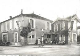 .CPSM SIECQ 17  :  L'Hôtel De Ville 5 Café-Restaurant) - Andere Gemeenten