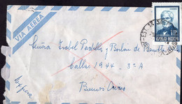Argentina - 1971 - Lettre - Circulé - Envoyé En Buenos Aires - Via Aerea - A1RR2 - Cartas