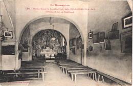 FR66 COLLIOURE - Labouche 134 - Notre Dame De Consolation - Intérieur De La Chapelle - Belle - Collioure