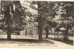 88 - GERARDMER - Grand Hôtel Et Hôtel De La Poste  49 - Gerardmer