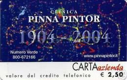 *CARTA AZIENDA 2° Tipo: CLINICA PINNA PINTOR - Cat. 577* - NUOVA (MINT) (FT) - Unclassified