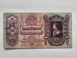HUNGARY 100 PENGO 01/07/1930 - Hungary