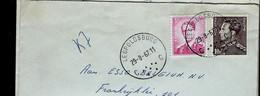 Doc. De LEOPOLDSBURG - C C - Du 29/08/67 En Rec. ( E ) - Landpost (Ruralpost)