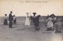 Knokke, Knocke, Heyst, Heist, Souvenir De La Plage (pk73384) - Heist