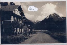 MONTRIOND- CARTE-PHOTO- UN HOTEL- 1950 - Other Municipalities