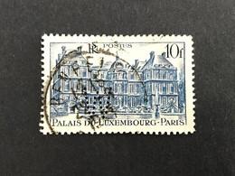 FRANCE W N° 760 1946 W 9 Indice 2 Perforé Perforés Perfins Perfin Superbe - Gezähnt (Perforiert/Gezähnt)