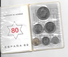 Spain Set 1980(80)  Psa 8 - Sets Sin Usar &  Sets De Prueba
