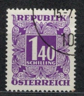 1949  Digit In Square Frame -  Yt T 245 - Unificato ST 245A - Mi P 250 - Postage Due