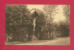 C.P. Wattripont =  Le  Christ Aux Pieds  Duquel Se Déroule Le Cérémonie Au Cours De La Procession Historique  Du FIERTE - Frasnes-lez-Anvaing
