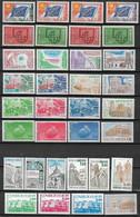 France Lot De 63  Timbres De Service Neufs ** - Mint/Hinged