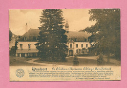 C.P. Waulsort  =   Château  (  Ancienne Abbaye  Bénédictine  ) - Hastière