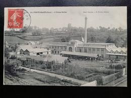 10. LA FERTE MACE - L Usine Salles - La Ferte Mace