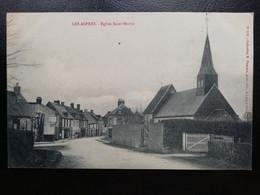 LES ASPRES - L église SAINT MARTIN - Andere Gemeenten