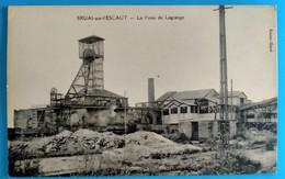 BRUAY-sur-l'ESCAUT- La Fosse Lagrange - Bergbau