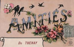 AMITIES De THENAY (1922) - Other Municipalities