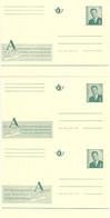 ABONNEMENT - N° 51 FNA - 3 Langues - 3 Talen - ** - Postcards [1951-..]