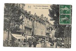 Tulle - Corrèze Illustrée - Quai Baluze - Tulle