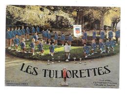 Tulle - Les Tullorettes ;1982 -  Majorettes - Tulle