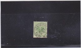 Belgie Nr 26 Lennick - St -Quentin - 1869-1888 Lying Lion