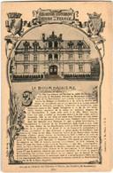 "31rt 933 CPA - COLLECTION HISTORIQUE ""CHATEAUX FRANCE"" - LA BOURDASIERE - Altri Comuni"