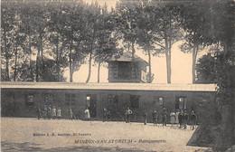 LOIRE ATLANTIQUE  44  SAINT BREVIN LES PINS - MINDIN SANATORIUM - BARAQUEMENTS - Saint-Brevin-les-Pins