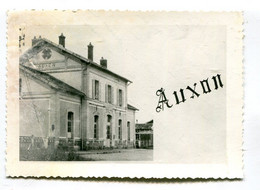 CPm 10 :   AUXON   La Gare   VOIR  DESCRIPTIF  §§§§§ - Andere Gemeenten