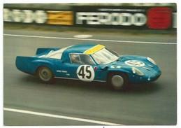 Le Mans - 1967 Alpine 210 N° 45 - Le Mans