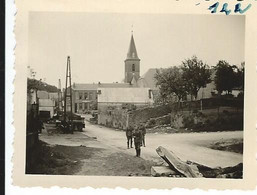 St Vincent 1940: Photo Prise Par Soldat Allemand - Tintigny