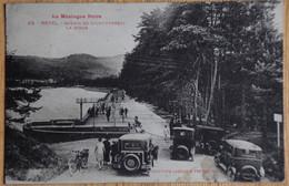 31  :Revel - Bassin De Saint-Ferréol - La Digue - Animée - Voitures - (n°18981) - Revel