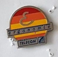 Pin' S  FRANCE  TELECOM  ERGONOMIE - France Telecom