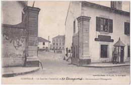 54. LUNEVILLE. Le Quartier Clarenthal (Anciennement L'Orangerie) - Luneville