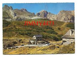 CPM Dentelées - LE COL DU SOMPORT - Frontière D' Espagne - 64 Pyrénées Atlantiques - N°3072 - Edit. JOVE - Col Du Somport