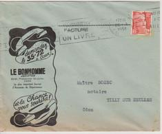 Krag Caen RP Aujourd'hui Achetez Un Livre 29/09/1951, Illustrée Le Bonhomme Libre - 1921-1960: Moderne