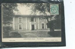 """33-LEOGNAN-Une Vue De La PROPRIETE Du DOMAINE De """"PONTAULIE """" - Otros Municipios"""
