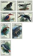 Ref. 597796 * NEW *  - GHANA . 1989. BIRDS. AVES - Ghana (1957-...)