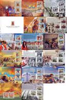 Ref. 1950 * NEW *  - GIBRALTAR . 2000. HISTORY OF GIBRALTAR. HISTORIA DE GIBRALTAR - Gibraltar