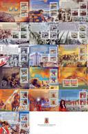 Ref. 620011 * NEW *  - GIBRALTAR . 2000. HISTORY OF GIBRALTAR. HISTORIA DE GIBRALTAR - Gibraltar