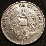 GUATEMALA - 10 CENTAVOS 1969 - KM 267 - Guatemala